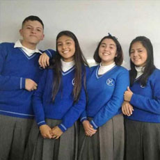 Bachillerato B Colegio Pedagógico Dulce Maria